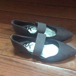 Anne Klein Sport Suede Shoe